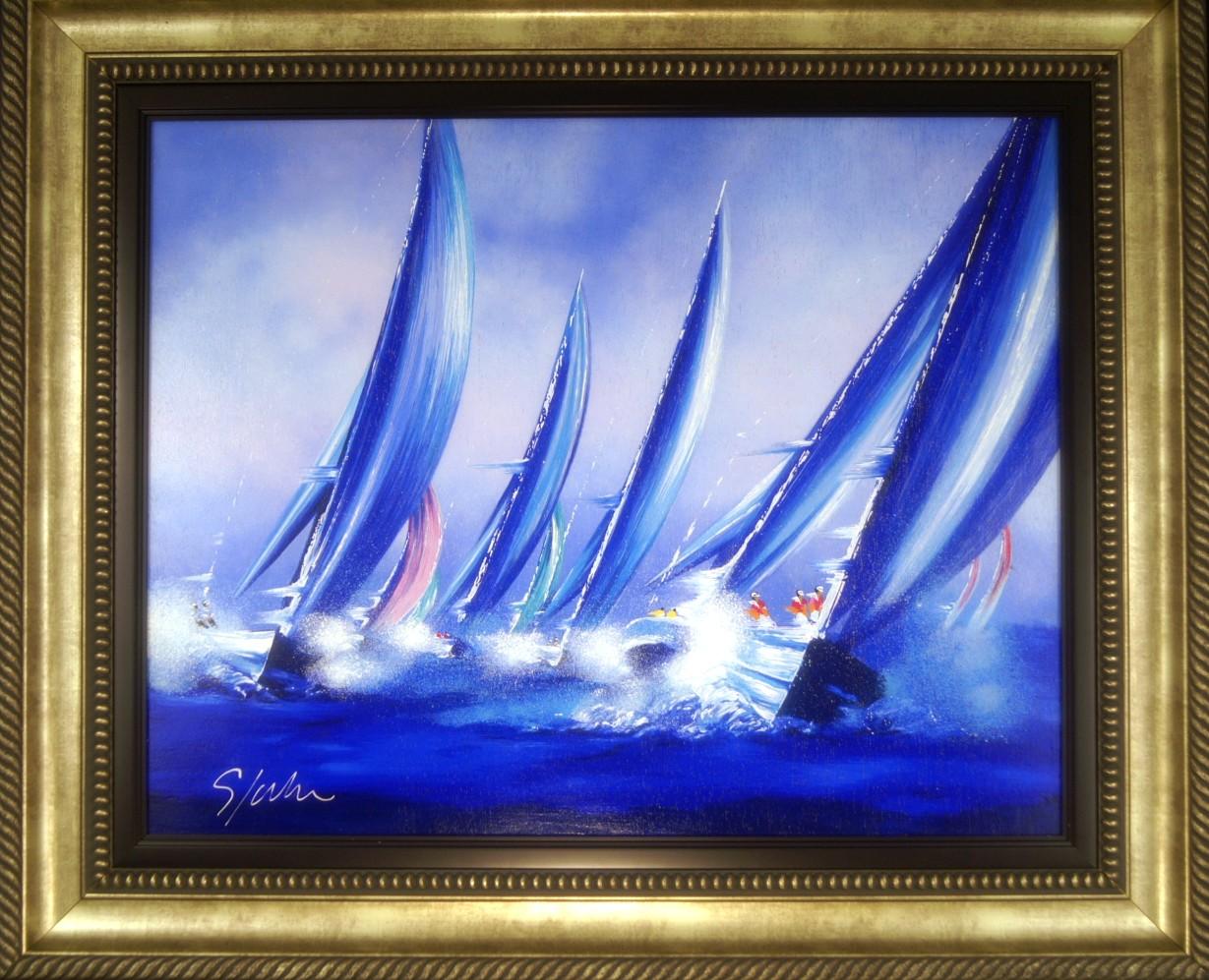 Victor Spahn Art